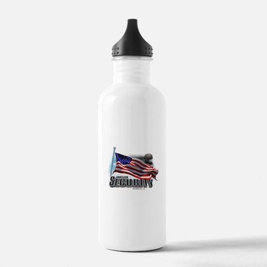 Homeland Security Water Bottle