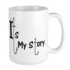 It's my Fish Story Mug