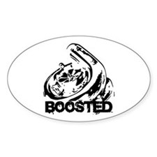Boosted Stickers