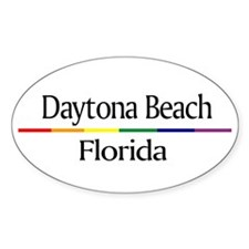 Daytona Beach Florida RSS (Oval)