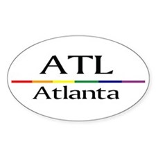 ATL Atlanta RSS (Oval)
