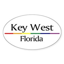 Key West Florida RSS (Oval)