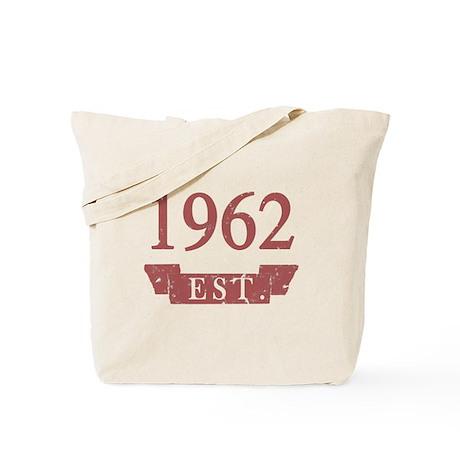 Established 1962 Tote Bag