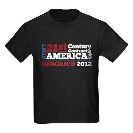 Newt 2012 Kids Dark T-Shirt