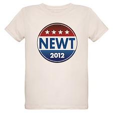 Newt for President 2012 T-Shirt