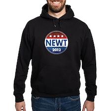 Newt for President 2012 Hoodie
