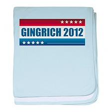 Newt Gingrich 2012 baby blanket
