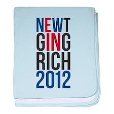 Newt 2012 baby blanket