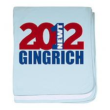 Newt Gingrich baby blanket