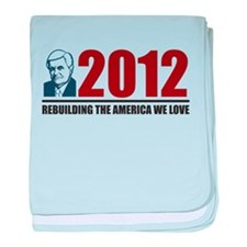 Gingrich 2012 baby blanket