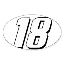 KB18wht Decal