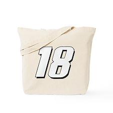 KB18wht Tote Bag