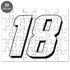 KB18wht Puzzle