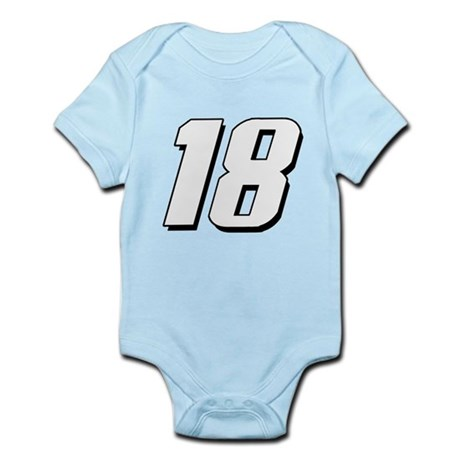 KB18wht Infant Bodysuit