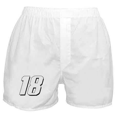 KB18wht Boxer Shorts