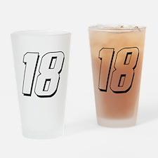 KB18wht Drinking Glass