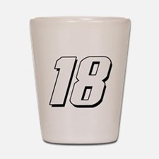 KB18wht Shot Glass