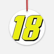 KB18yw Ornament (Round)
