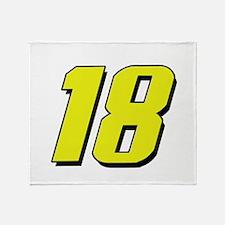 KB18yw Throw Blanket