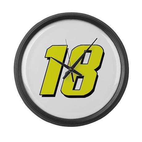 KB18yw Large Wall Clock