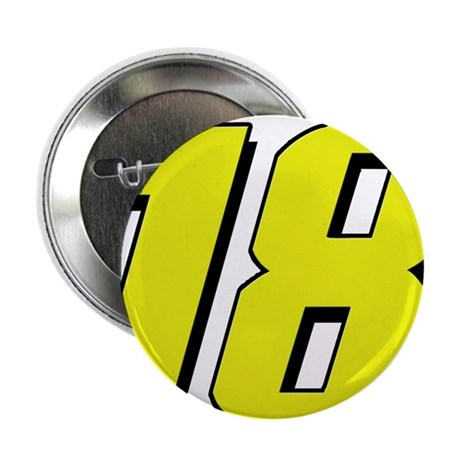"""KB18yw 2.25"""" Button (100 pack)"""