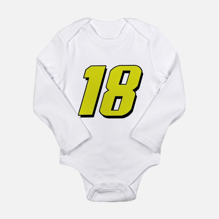 KB18yw Long Sleeve Infant Bodysuit