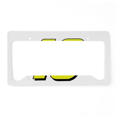 KB18yw License Plate Holder