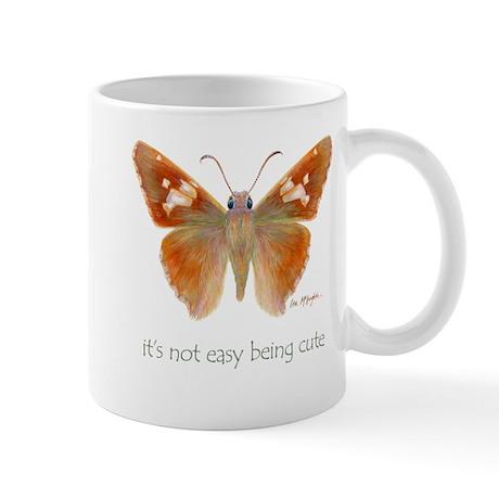 cute butterfly Lefty Mug