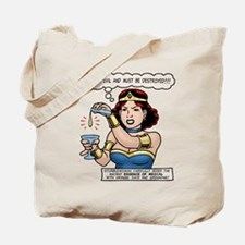 Stumblewoman - Evil Liver Tote Bag