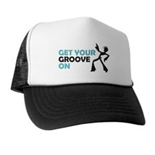 Get Your Groove On Trucker Hat