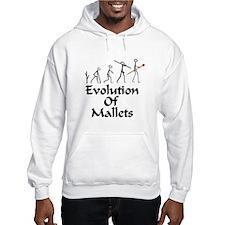 funny mallet evolution Jumper Hoody