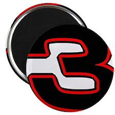 DE3blk Magnet