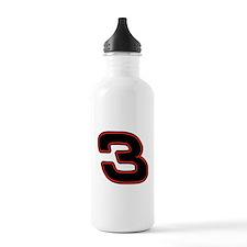 DE3blk Water Bottle