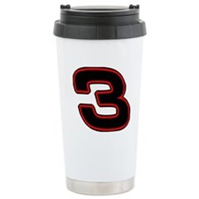 DE3blk Travel Mug