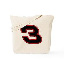 DE3blk Tote Bag