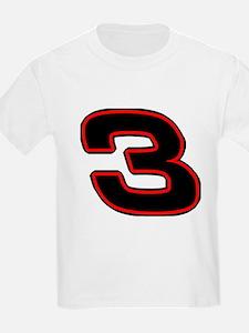 DE3blk T-Shirt