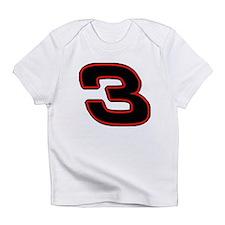 DE3blk Infant T-Shirt