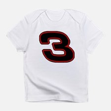 DE3blk Infant T-Shirt