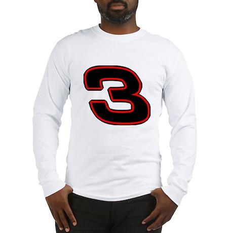 DE3blk Long Sleeve T-Shirt