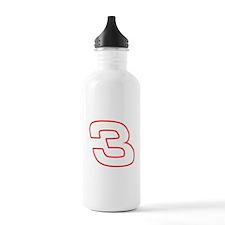DE3wht Water Bottle