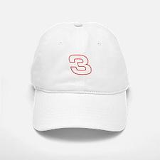 DE3wht Baseball Baseball Cap