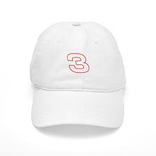 DE3wht Baseball Cap