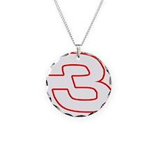 DE3wht Necklace