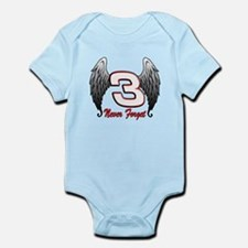 DE3wings Infant Bodysuit