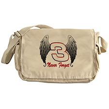 DE3wings Messenger Bag