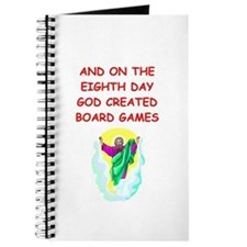 board games Journal
