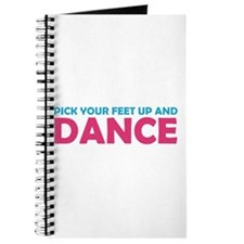 Pick Up Your Feet and Dance Journal