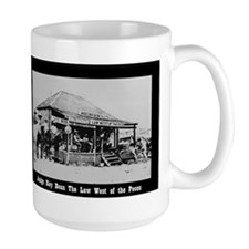 Judge Roy Bean Mug
