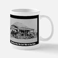 Judge Roy Bean Mug