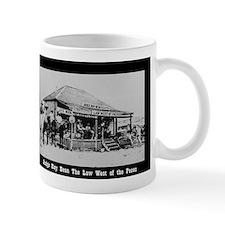 Judge Roy Bean Small Mug